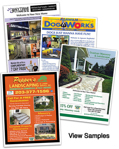 View our Flyer samples